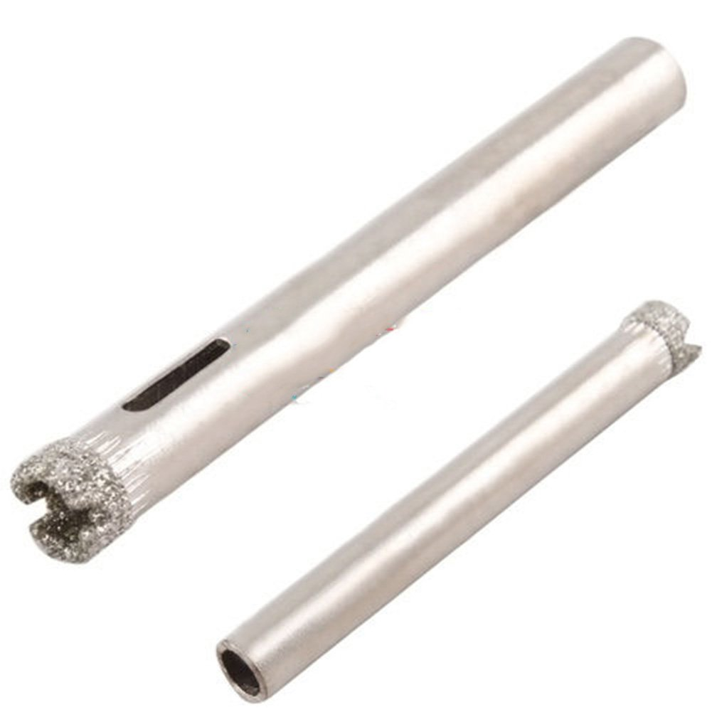 Best Selling Convenient Practical Tile Glass Metal Hole Saw Diamond Core Drill Bit 6mm 1/4 Cutting Diameter