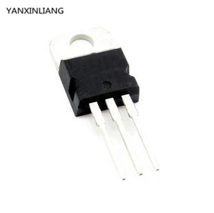5pcs New L7810CV L7810 LM7810 TO-220 Voltage Regulator 10V 1.5A